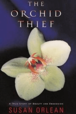 Orchid Thief Cover