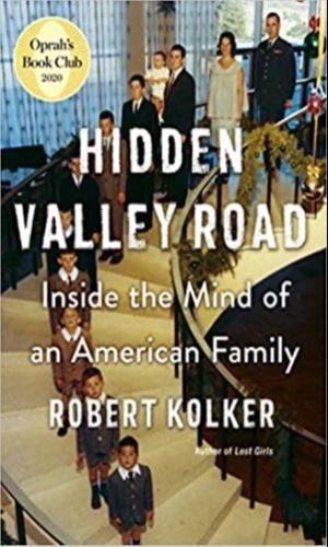 hidden valley road book cover