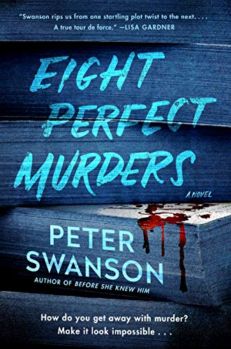 eight perfect murders cover