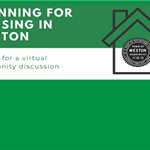 Weston Housing flyer