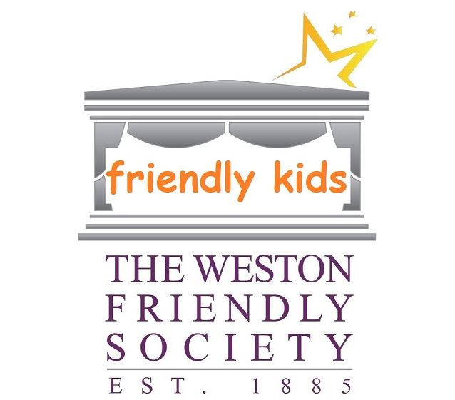 Friendly kids logo
